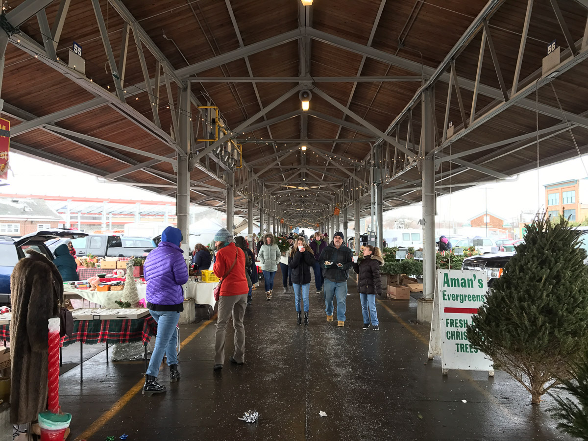 The Rochester Public Market